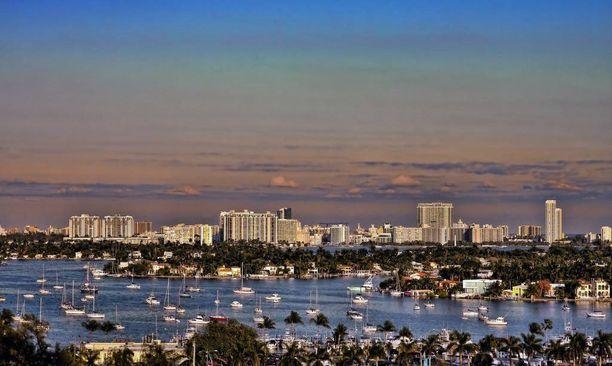 Suomalaisnainen löydettiin kuolleena Miamin Biscayne Bayn rannalta tämän vuoden helmikuussa.