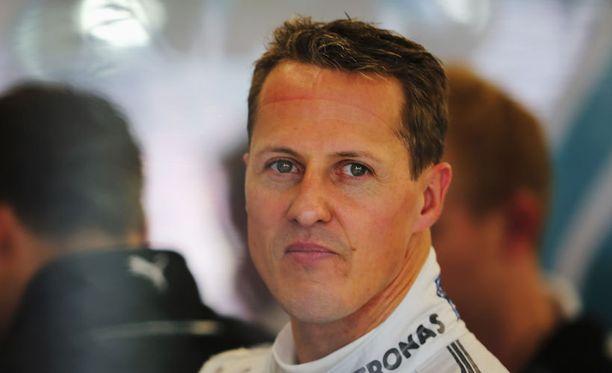 Michael Schumacher on yhä kotihoidossa.