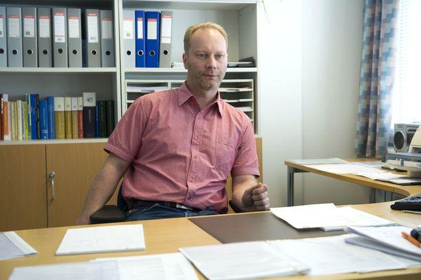 Tutkinnanjohtaja Hannu Kallioniemi