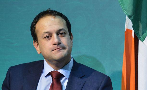 Irlannin nuori pääministeri Leo Varadkar, 39, haluaa uudistaa maataan.