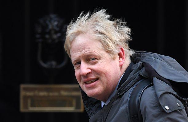 Boris Johnson toivoo Britannialle pitkää siirtymäaikaa.