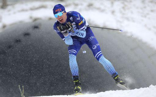 Aleksandr Bolshunov romahti! Norjalaiset ottivat kuutoisvoiton – Iivo Niskanen nousi upeasti kahdeksanneksi