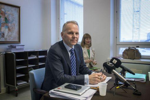 """Jari Leppä totesi vuonna 2015, että """"susikannan määrittelyssä on saatava käyttöön nykyistä luotettavammat laskentametodit."""