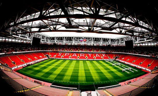 Moskovan Spartak sai sakot fanien rasistisesta käytöksestä.