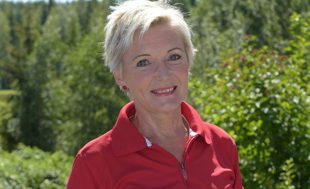 Pirjo Nuotio on toiminut uutisankkurina jo useamman vuosikymmenen ajan.