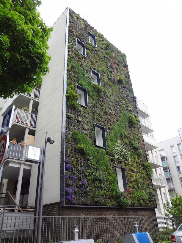 Aulnay-sois-Bois'n kerrostalot ovat moderneja. Alue pääsi urbaanin rakentamisen kehitysprojektiin vuoden 2005 mellakoiden jälkeen.