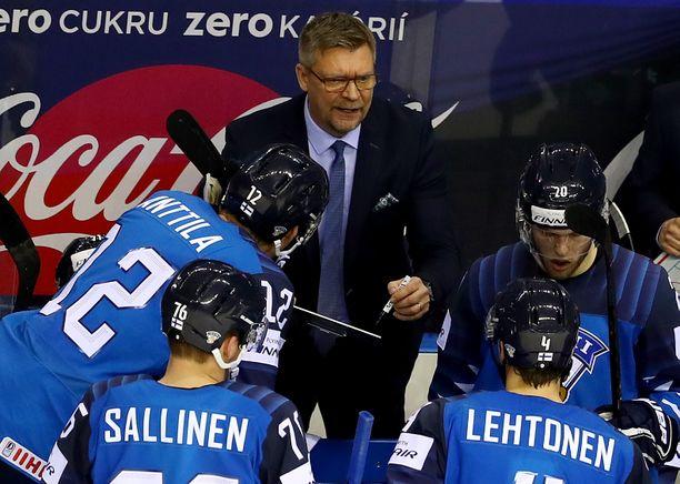 Jukka Jalosen ohjeet kantoivat Leijonat viime keväänä sensaatiomaiseen MM-kultaan.