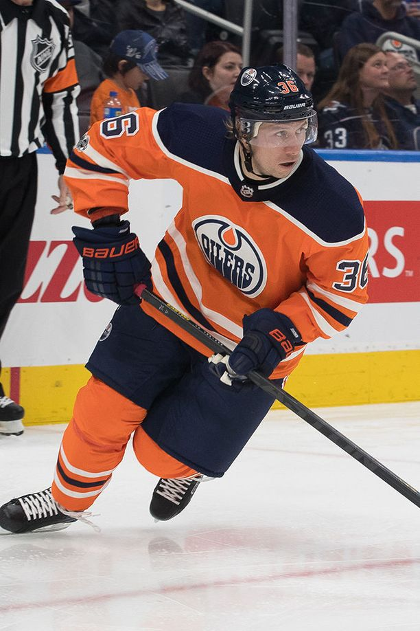 Jussi Jokinen kokee, ettei saanut Edmontonissa kunnon näyttöpaikkaa.