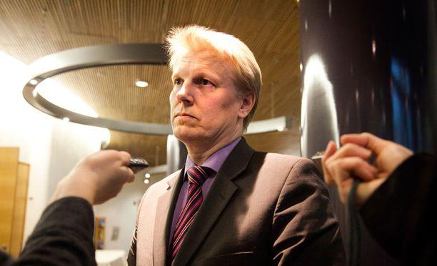 Keskustan Tiilikainen otti tiukasti kantaa kuntauudistukseen.
