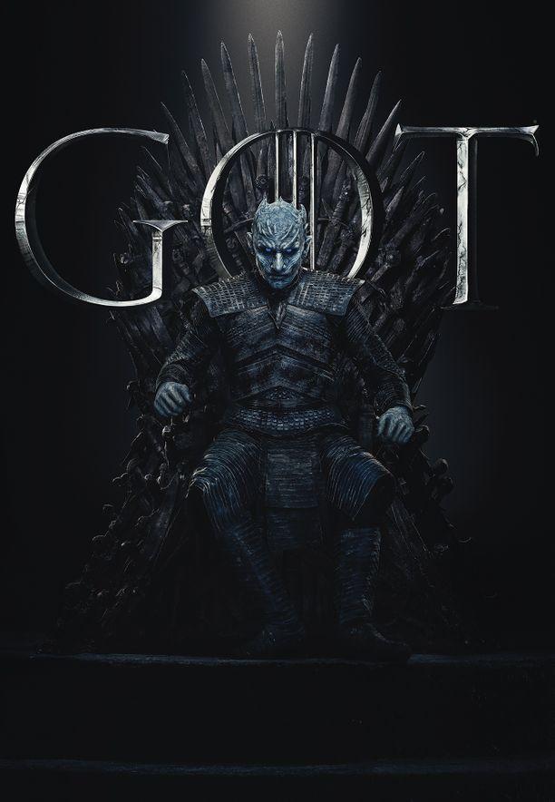 Yön kuningas on ylittänyt muurin. Ja hänellä on käytössään jäätä syöksevä lohikäärme.