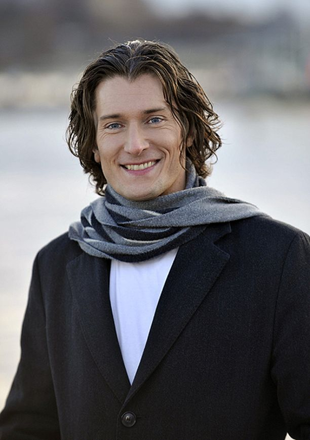 Tomi Metsäketo kuvattiin Helsingissä vuonna 2009.
