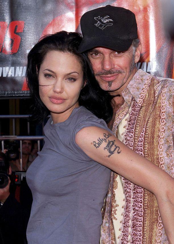 Angelina Jolie ja Billy Bob Thornton.
