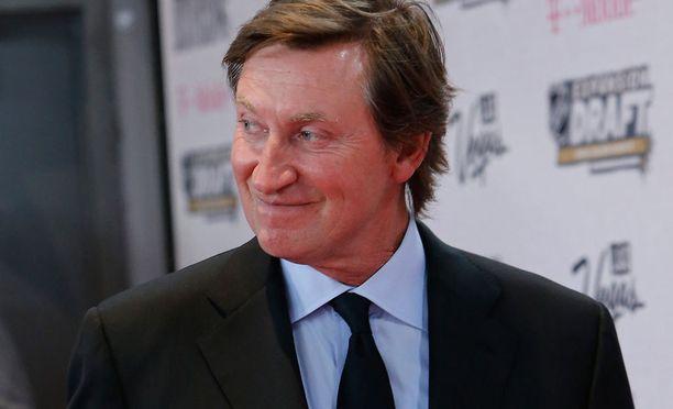 Wayne Gretzky teki hyvää.