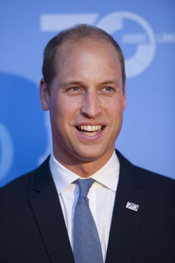 Williamissa on paljon äitinsä, edesmenneen prinsessa Dianan näköä.