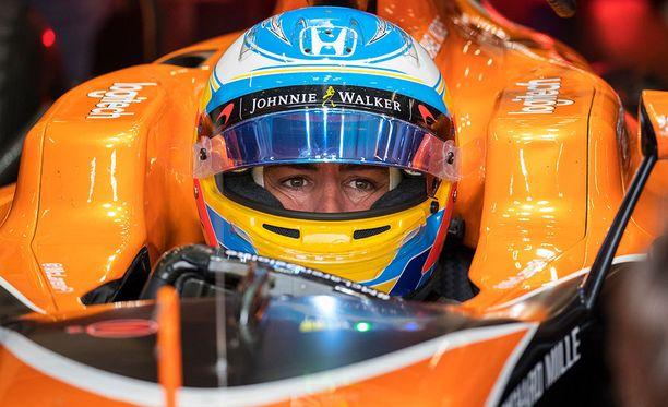 Italian GP päättyi Fernando Alonson osalta samalla tavalla kuin niin moni muukin GP tällä kaudella: keskeytykseen.