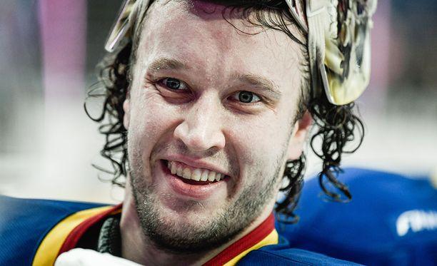 31-vuotias Karri Rämö on noussut takaisin KHL:n eliittiin.