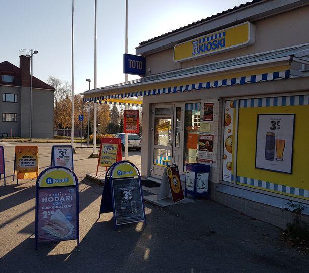 Onnekas voittaja tai onnekkaat voittajat veikkasivat 41,6 miljoonan potin Kerimäen R-kioskissa Etelä-Savossa.