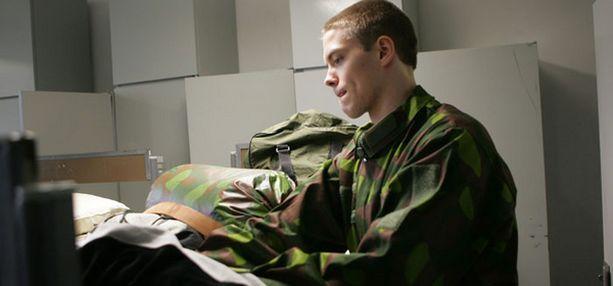 Varusmiespalveluksesta vapautuva Petteri Koponen suuntaa kesällä Pohjois-Amerikkaan.