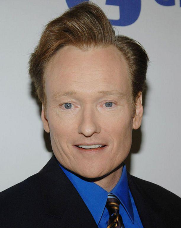 Conania on kielletty pilkkaamasta NBC-kanavaa ja sen johtoa.