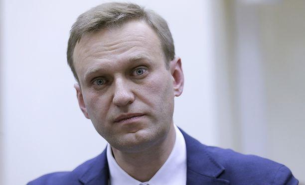 Aleksei Navalnyi pidätettiin sunnuntaina iltapäivällä Moskovassa.