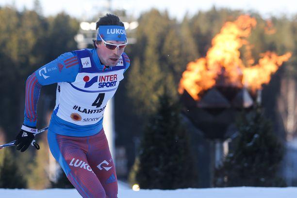Sergei Ustjogov palaa maailmancupiin.