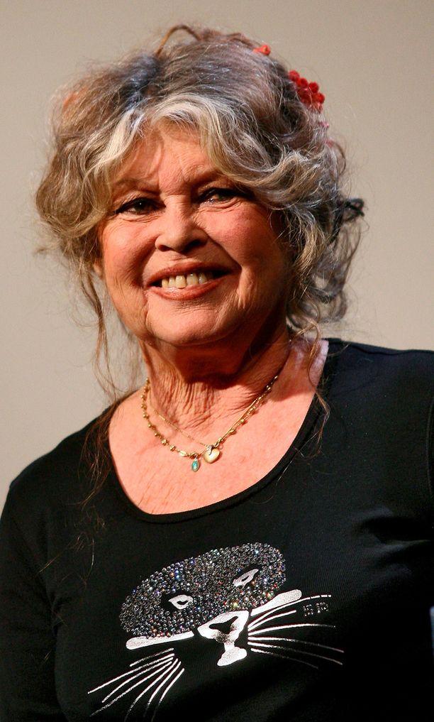 Brigitte Bardot on kunnostautunut kiistanalaisten lausuntojen jakamisessa.