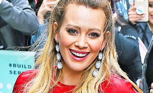 Hilary Duff on nyt kahden lapsen äiti.