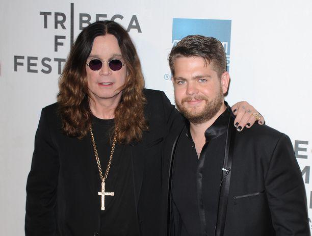 Ozzy ja Jack Osbourne vuonna 2011.