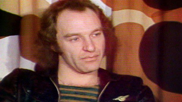 Remu Aaltonen ei ole kovin puheliaalla päällä 1970-luvun taltioinnissa.