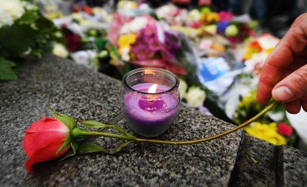 Italian media kertoo kolmannen Lontoon terroriepäillyn olevan italialais-marokkolainen.