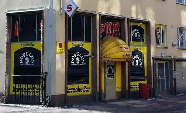 Karaokebaari Populus täytti viime vuonna 80 vuotta.
