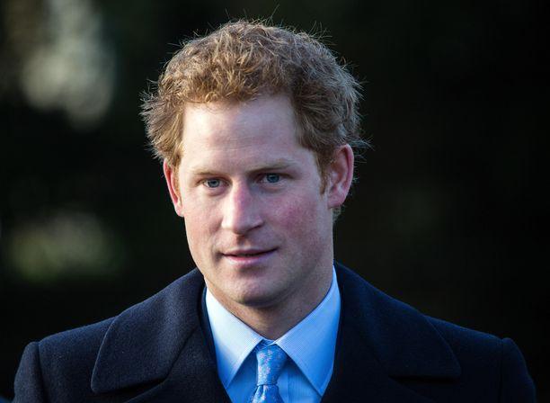 Prinssi Harry täyttää syyskuussa 35 vuotta.