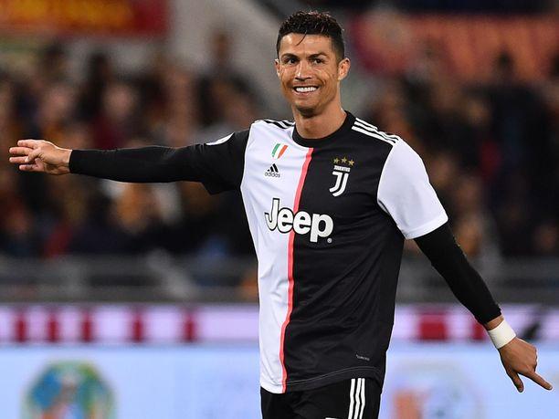 Cristiano Ronaldon joukkue on uudessa Fifa-pelissä Piemonte Calcio.