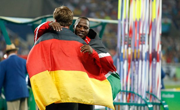 Thomas Röhler (selin) voitti ansaitusti kultamitalin Riossa. Julius Yego sai hopeaa. Onko kuva jatkossakin tällainen, että muut juhlivat ja suomalaiset jäävät mitalien ulkopuolelle?