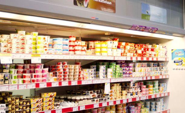 Elintarvikkeiden hintojen nousu kuumentaa tunteita. Kuvituskuva.