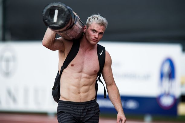 Tomas Wecksten kertoi olevansa vahvempi, nopeampi ja kevyempi kuin koskaan. Arkistokuva.