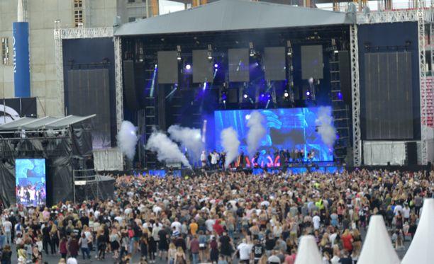Blockfest on pohjoismaiden suurin hip hop -festivaali.