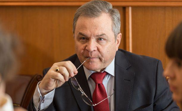Vladimir Shalajev on kotoisin Jaroslavlista.