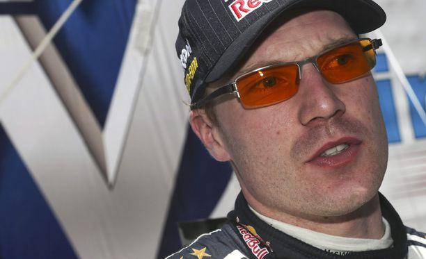 Jari-Matti Latvala sai 25 pistettä Meksikosta.