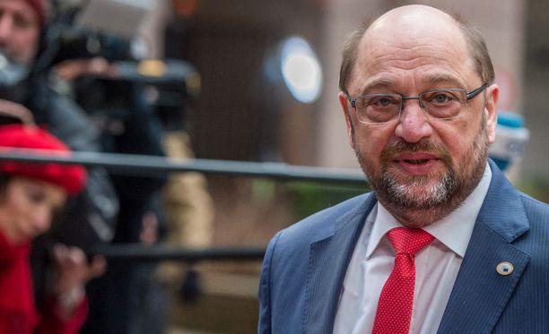 EU-parlamentin puheenjohtaja Martin Schulz kertoi Turkin vaatimuksista.