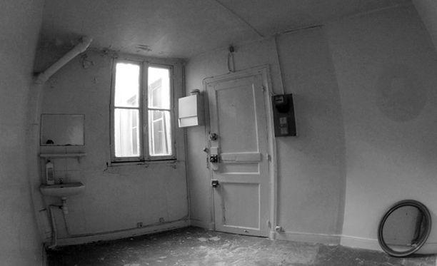 Tältä asunto näytti ennen remonttia.