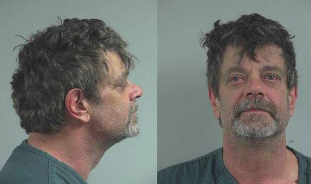 Mark Redwine pidätettiin lauantaina.