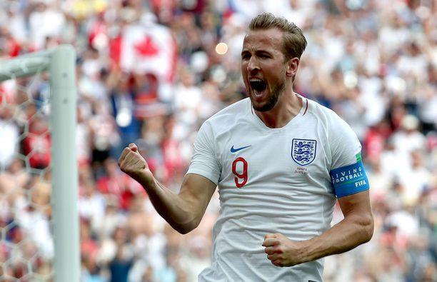 Harry Kanen Englannilla on mahdollisuus taktikointiin.