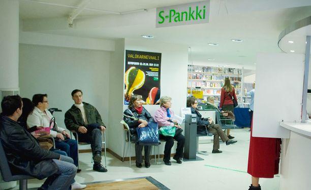 S-Pankki on Suomen ensimmäinen kauppapankki.
