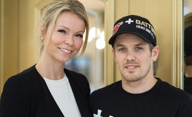 Inka Isotalo ja Mika Kallio ovat pitäneet yhtä jo muutaman vuoden.