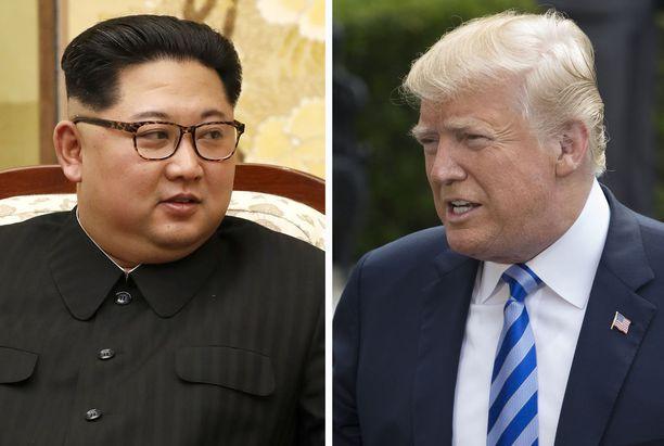 Pohjois-Korean ja Yhdysvaltojen johtajien on määrä tavata kesäkuussa Singaporessa.