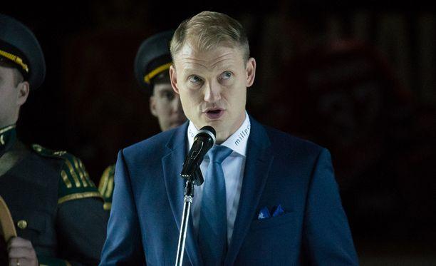 Jussi Markkanen nousi SaiPan toimitusjohtajaksi toukokuussa 2018.