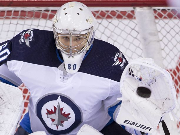 Mikhail Berdin haluaa pelata ensi kaudella NHL:ssä.