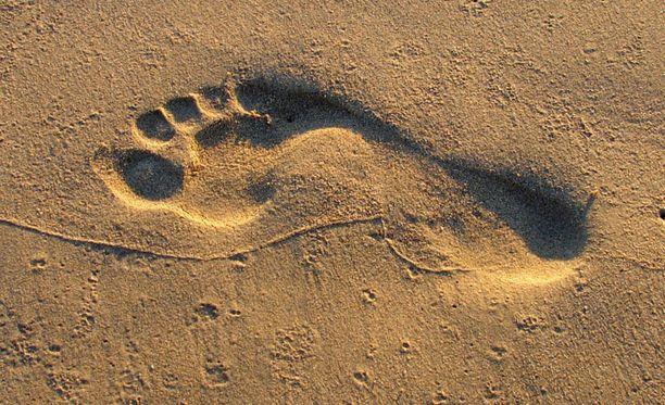 Kävely on vain askeleita, mutta niillä on valtava merkitys.