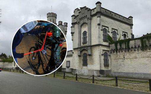 Polkupyörävaras tuomittiin ympäristörikollisena vankilaan Belgiassa – pakotti uhrinsa käyttämään autoa